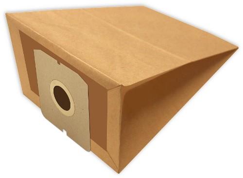 5 Papier Staubsaugerbeutel - FilterClean - Z 150