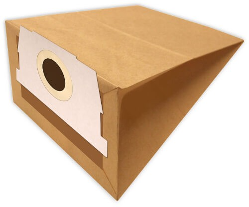 5 Papier Staubsaugerbeutel - FilterClean - R 13