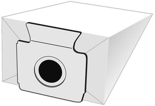 20 Papier Staubsaugerbeutel - SAUGAUF - M 306