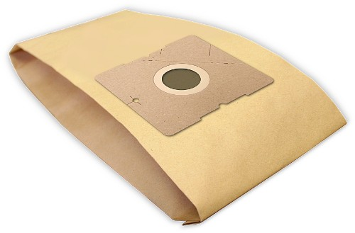 5 Papier Staubsaugerbeutel - SAUGAUF - Y 18