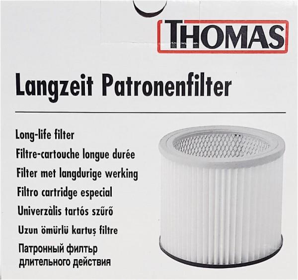 1 Stück - Thomas - Langzeit Patronenfilter