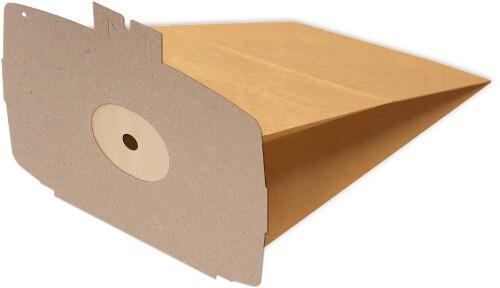 10 Papier Staubsaugerbeutel - SAUGAUF - E 8