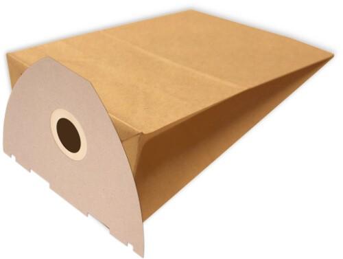 10 Papier Staubsaugerbeutel - SAUGAUF - E 17