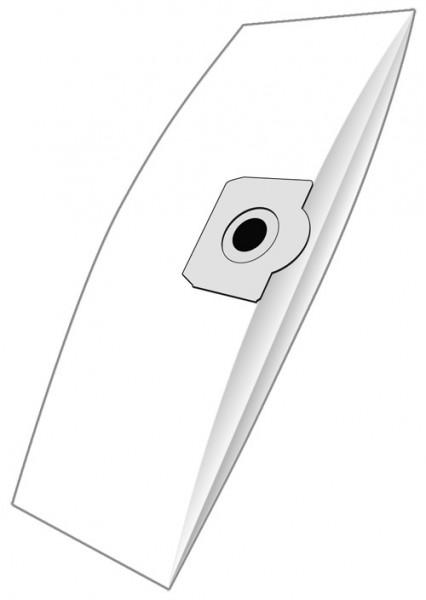 10 Papier Staubsaugerbeutel - SAUGAUF - R 5005