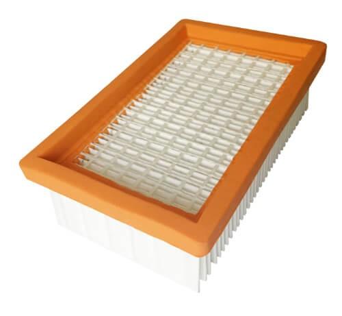 1 Flachfaltenfilter - R 288 passend für Kärcher MV 4 bis MV 6, WD 4 bis WD 6