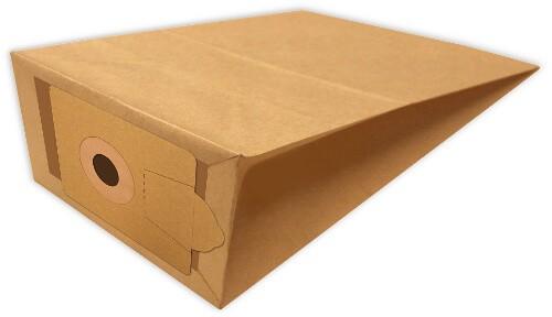 3 Papier Staubsaugerbeutel - FilterClean - W 22