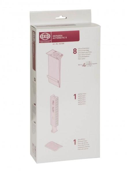 SEBO - HEPA - Box für X-Geräte, 5827ER