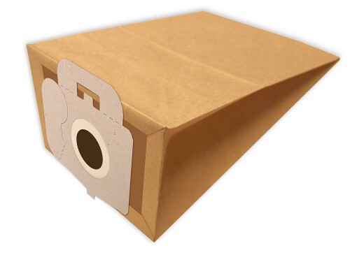 10 Papier Staubsaugerbeutel - SAUGAUF - OM 30