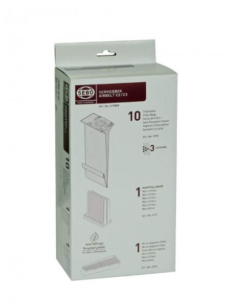 SEBO - Servicebox C2-/C2.1-/C3-/C3.1, 6198 ER