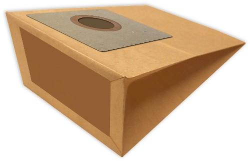 5 Papier Staubsaugerbeutel - FilterClean - W 9