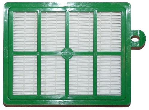 1 Stück - Hepafilter 006 (Microfilter) passend für AEG, Elektrolux, Volta, Tornado, Philips
