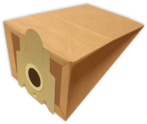 6 Papier Staubsaugerbeutel - FilterClean - M 7