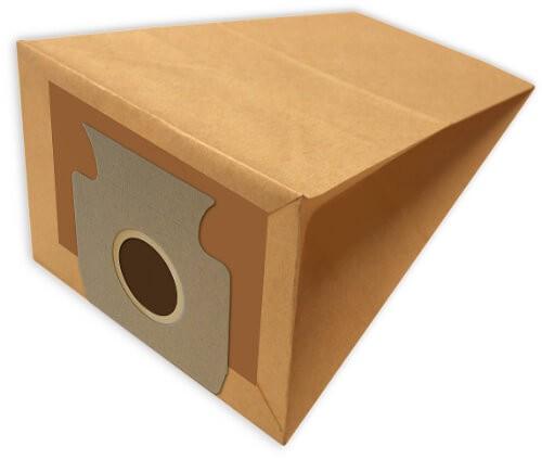 8 Papier Staubsaugerbeutel - FilterClean - M 3