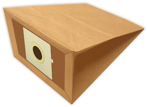 6 Papier Staubsaugerbeutel - FilterClean - Y 5