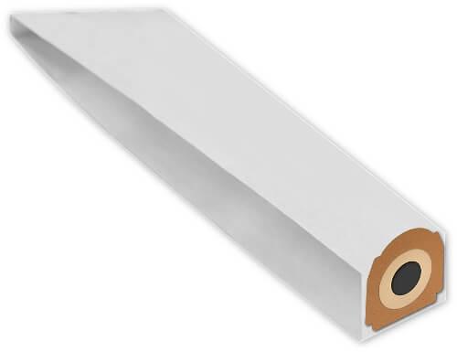 5 Papier Staubsaugerbeutel - FilterClean - H 129