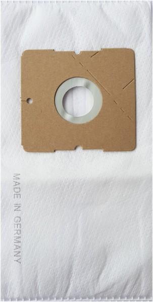 5 Microfaser Staubsaugerbeutel - SAUGAUF - X 93m