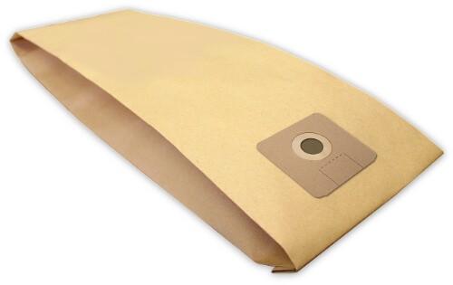 20 Papier Staubsaugerbeutel - FilterClean - TA 3