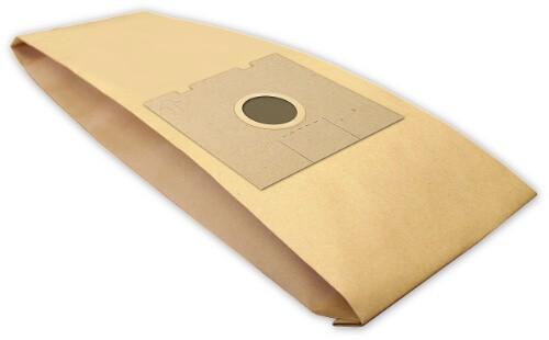5 Papier Staubsaugerbeutel - FilterClean - FA 6