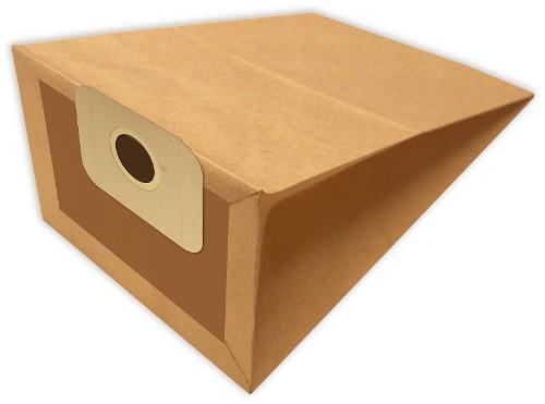 4 Papier Staubsaugerbeutel - FilterClean - Y 25 alt, Neu K 5