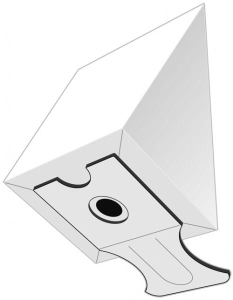 20 Papier Staubsaugerbeutel - SAUGAUF - P 2015