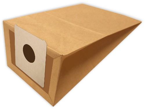 5 Papier Staubsaugerbeutel - FilterClean - W 24