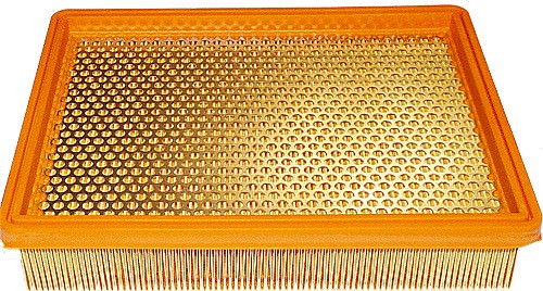 1 Flachfaltenfilter - SAUGAUF - R 287 passend für Kärcher 5.731-020