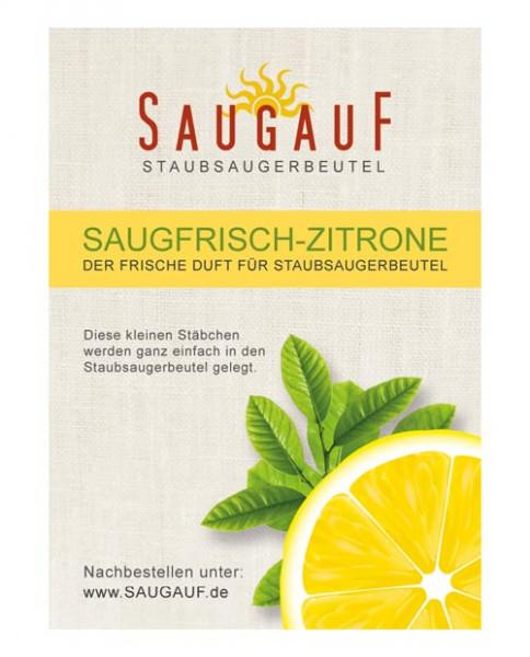 1 Stäbchen Staubsauger - Deo Zitronenduft (Gratis für Sie)