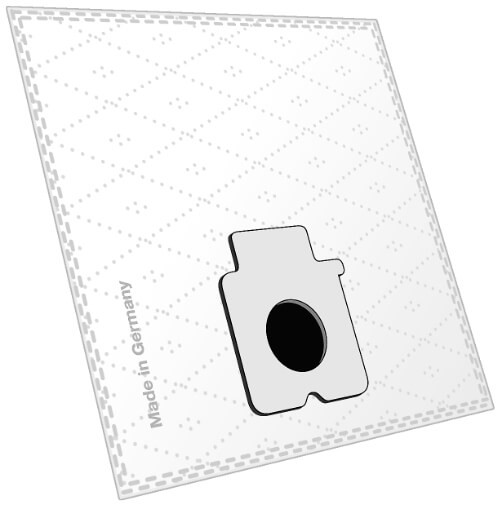 10 Microfaser Staubsaugerbeutel - EUROPLUS - PA 1701