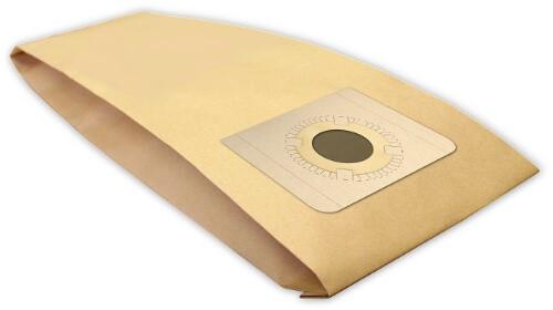 5 Papier Staubsaugerbeutel - FilterClean - UK 10