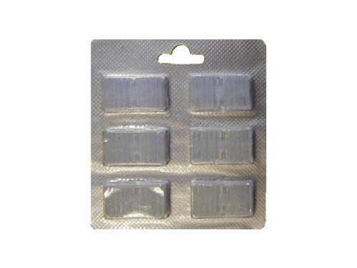 6 Stück - Duft-Staubbeutelblock passend für Vorwerk VK 135-140