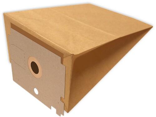 5 Papier Staubsaugerbeutel - FilterClean - R 2