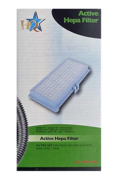 1 Stück - Hepa - Filter passend für Miele S 300-S 858