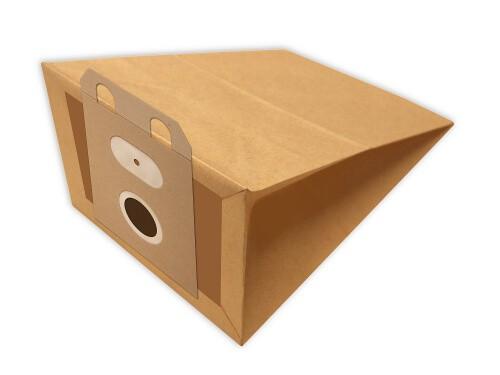 5 Papier Staubsaugerbeutel - FilterClean - E 9