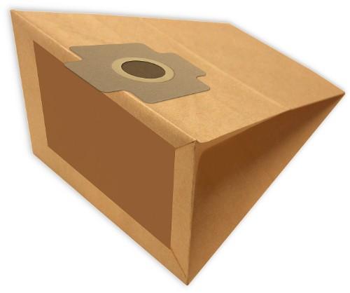 5 Papier Staubsaugerbeutel - FilterClean - Z 101