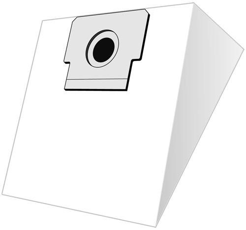 5 Papier Staubsaugerbeutel - EUROPLUS - X 97