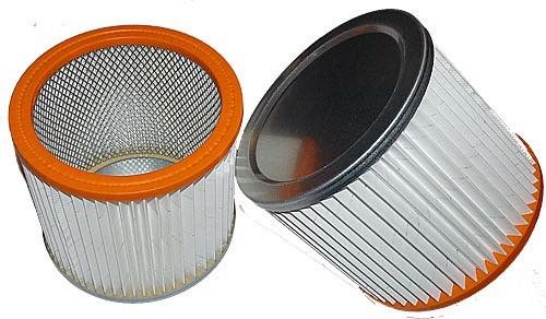 2 Lamellen - Faltenfilter - Filtrak - R 638/2 für Aqua Vac AZ 9171175