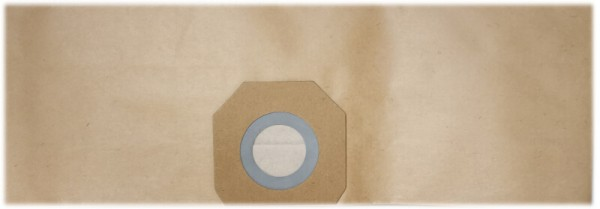 10 Stück Papier Staubsaugerbeutel BSVC 9 passend für Bluematic VC 9