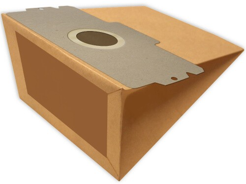 5 Papier Staubsaugerbeutel - FilterClean - A 123