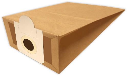 3 Papier Staubsaugerbeutel - FilterClean - W 39