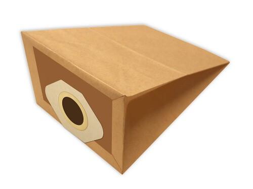 10 Papier Staubsaugerbeutel - SAUGAUF - NI 2