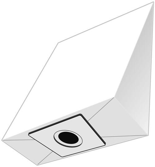 7 Papier Staubsaugerbeutel - SAUGAUF - S 4007