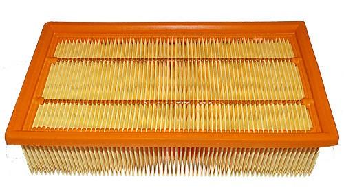 1 Flachfaltenfilter - Filtrak - R 283 passend für Kärcher 6.904-206