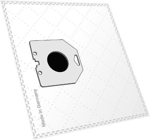 10 Microfaser Staubsaugerbeutel - SAUGAUF - PH 1204m
