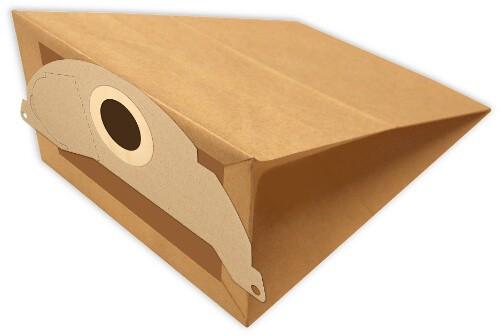 4 Papier Staubsaugerbeutel - FilterClean - K 10