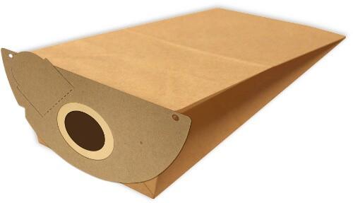 4 Papier Staubsaugerbeutel - FilterClean - K 3