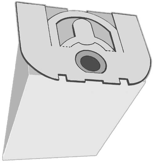 10 Papier Staubsaugerbeutel - SAUGAUF - VO 1150