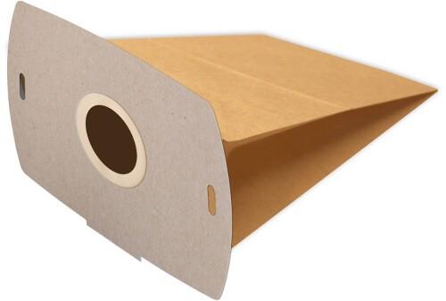 10 Papier Staubsaugerbeutel - FilterClean - A 121