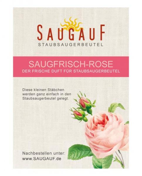 1 Stäbchen Staubsauger - Deo Rosenduft (Gratis für Sie)