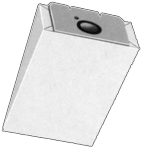 10 Papier Staubsaugerbeutel - EUROPLUS - A 1015