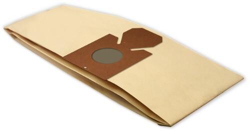 5 Papier Staubsaugerbeutel - FilterClean - HI 2